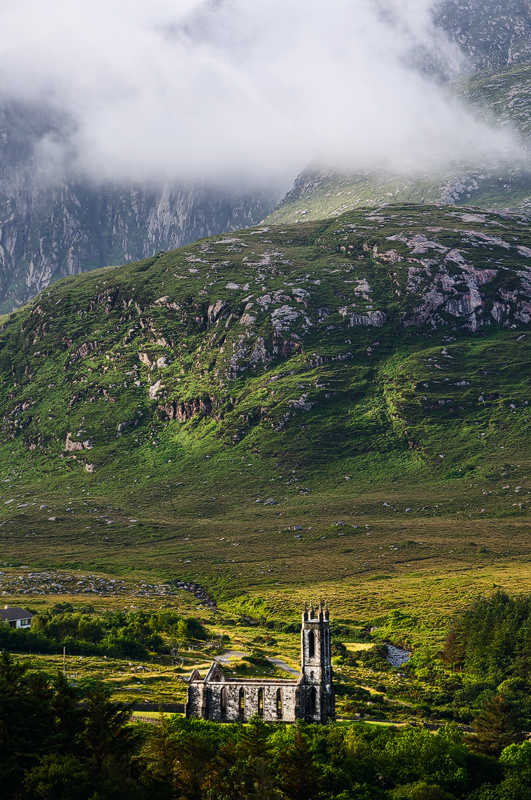 Gateway To The Poisoned Glen - Donegal