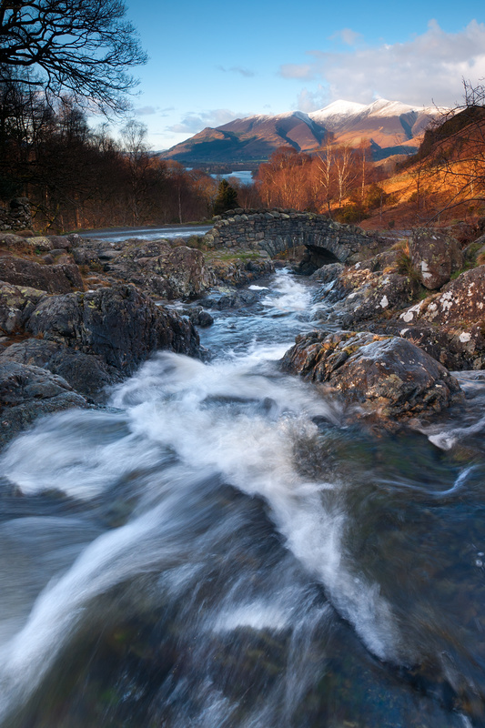 Ashness Bridge, Lake District. - Lake District & Cumbria