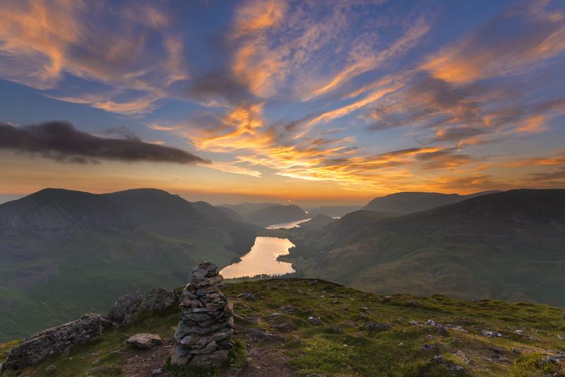 Fleetwith Pike, Lake District - Lake District & Cumbria