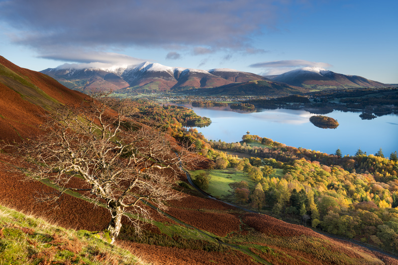 Autumnal Lakeland - Lake District & Cumbria