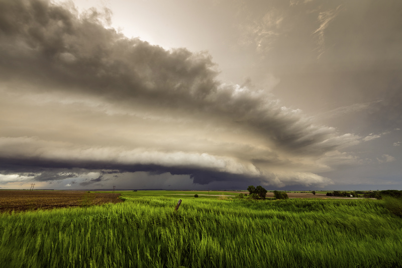 North central Kansas - Storm photography