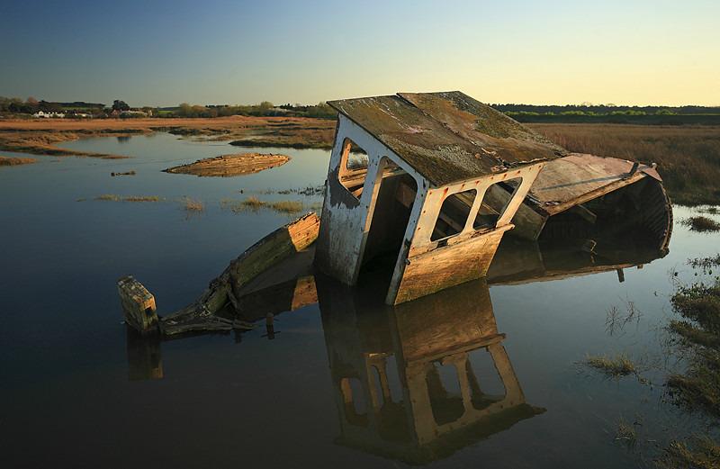 The Old Wreck - Thornham