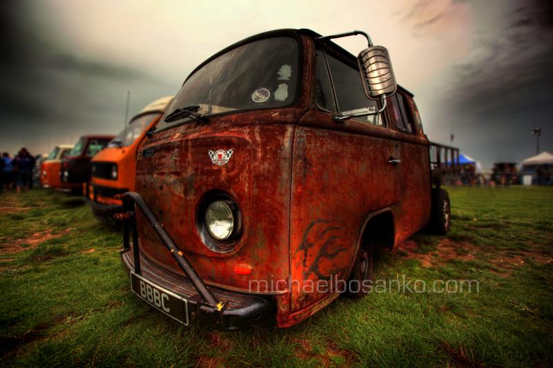 - Vehicles