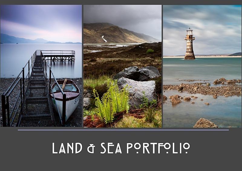 land  sea portfolio - Land & Sea