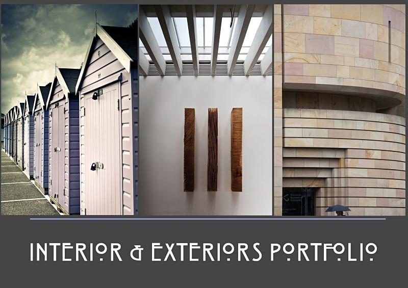 interiors portfolio - Interiors & Exteriors