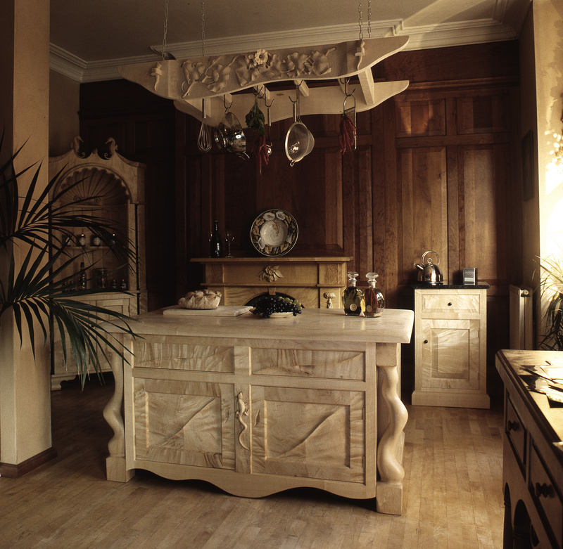 Bespoke And Handmade Kitchens: Unusual Kitchens, Contemporary Kitchens, Exceptional Bespoke Kitchens, Handmade Kitchens