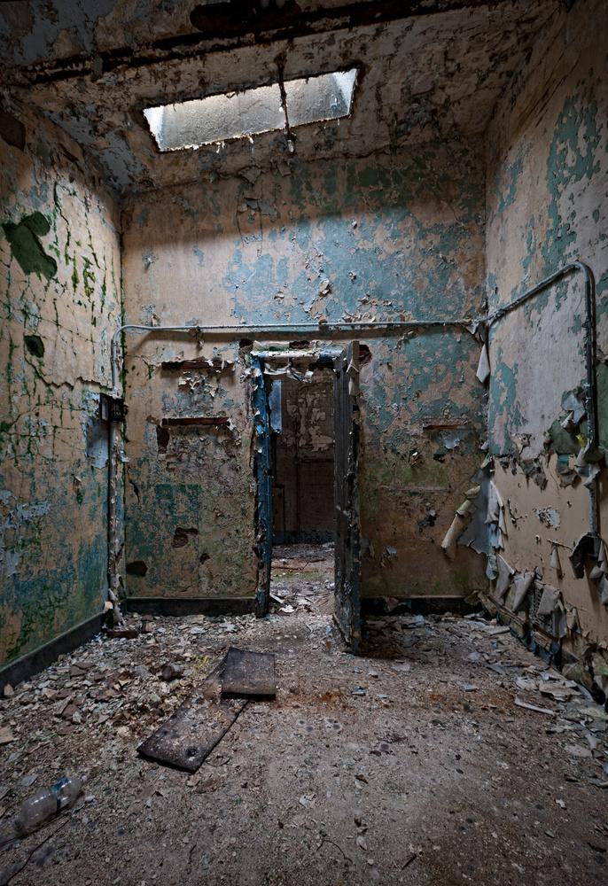 holmesburg prison philadelphia pa photography by matthew christopher murray 39 s abandoned america. Black Bedroom Furniture Sets. Home Design Ideas