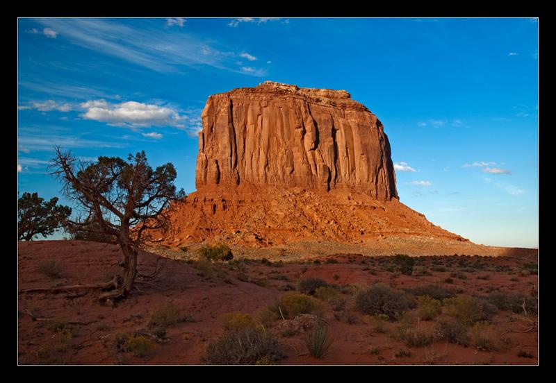 Sun Butte - Landscapes