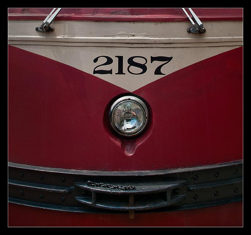 Twenty-One Eighty-Seven - Vehicles