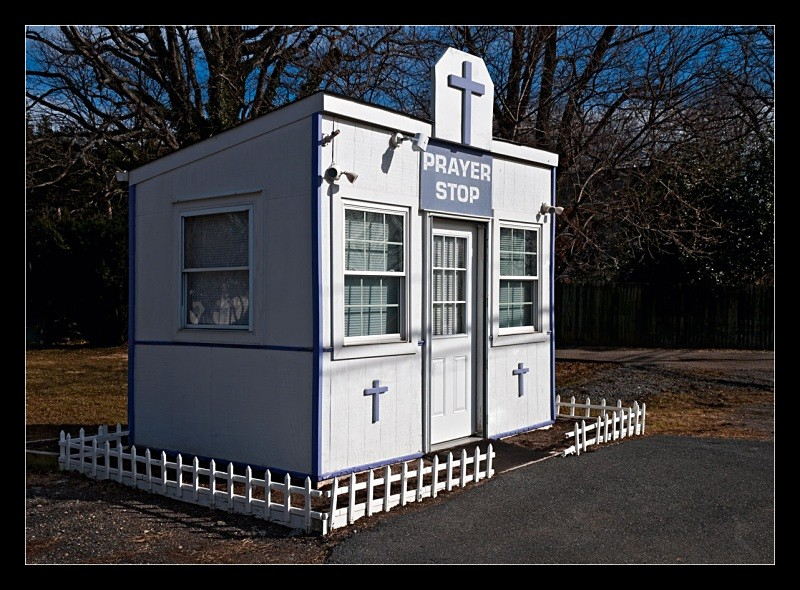 Prayer Stop - Architecture & Buildings