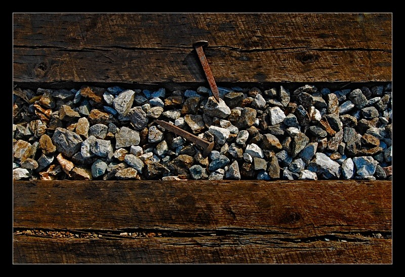 Between the Ties - Railroad