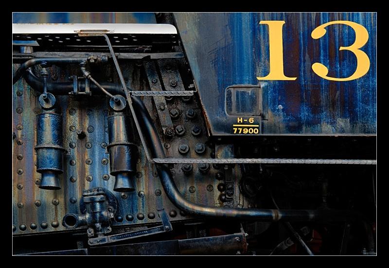 Thirteen - Railroad