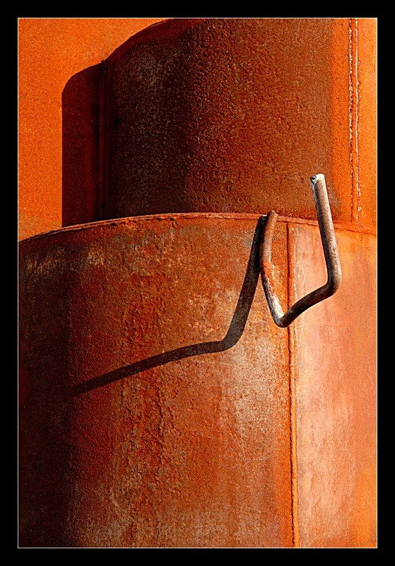 Rusty Curves - Details