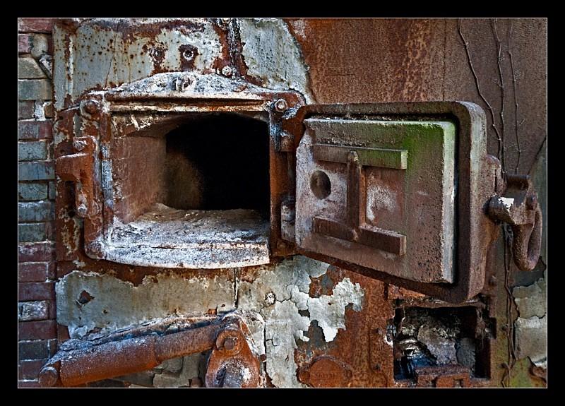 Boiler Door - Details