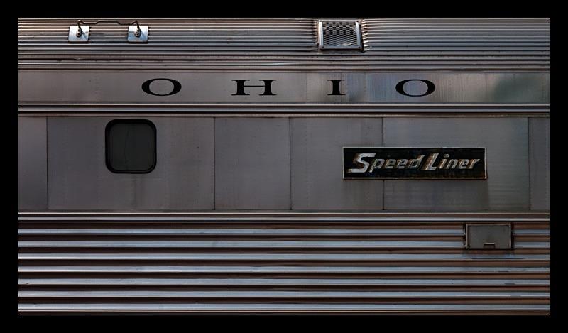 Ohio Speed Liner - Railroad
