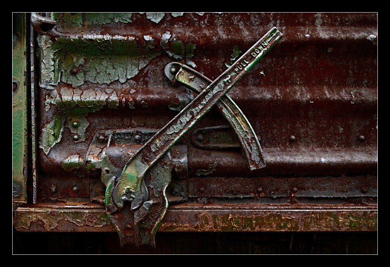 Handle - Railroad