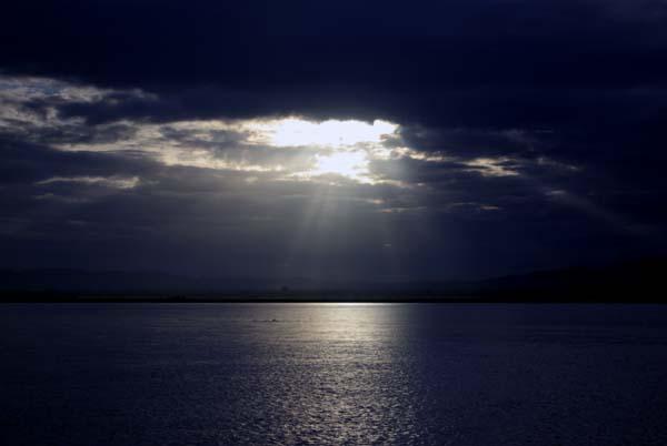 Night Clouds - Burma