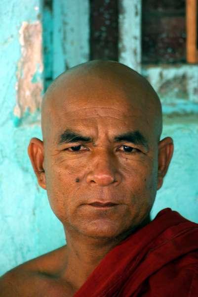 Buddhist Monk - Burma