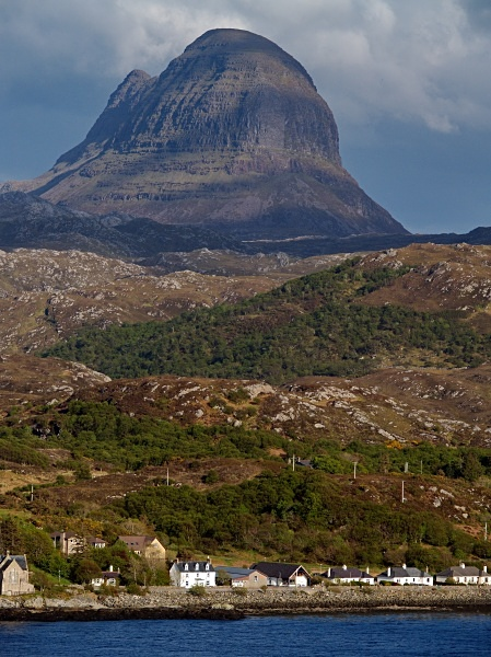 Lochinver & Suilven - Scottish Highlands