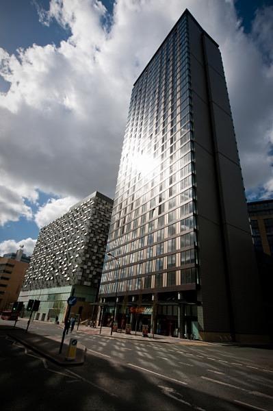 St Paul's City Lofts - Sheffield