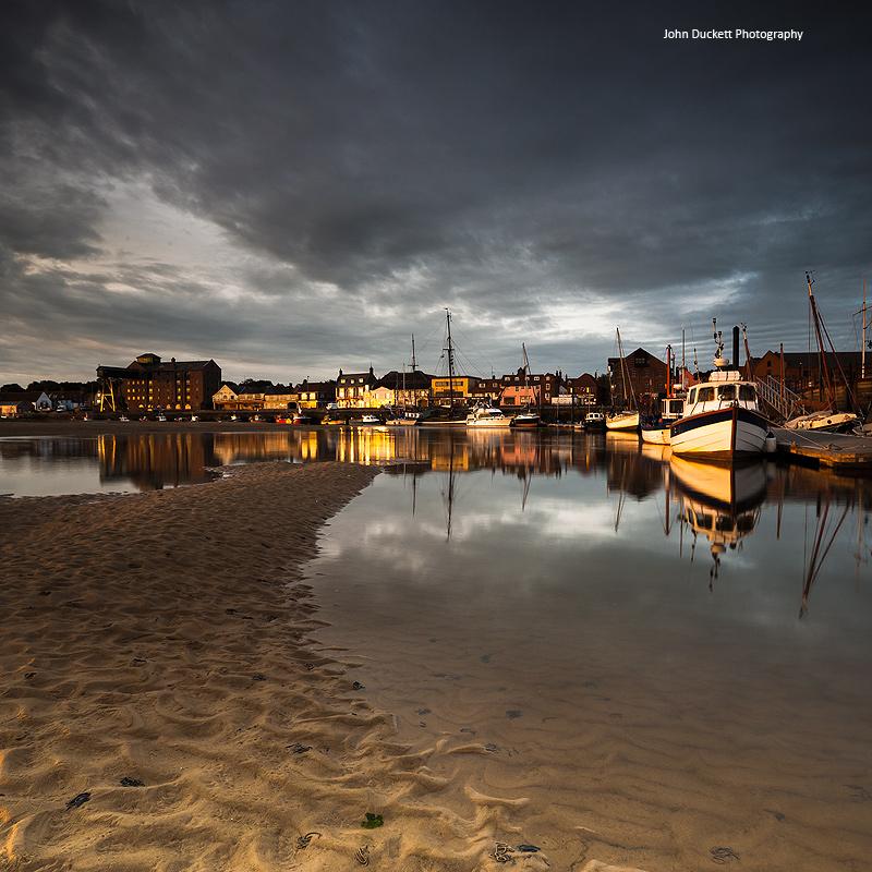 North Norfolk Coast photograph of Wells-next-the-Sea