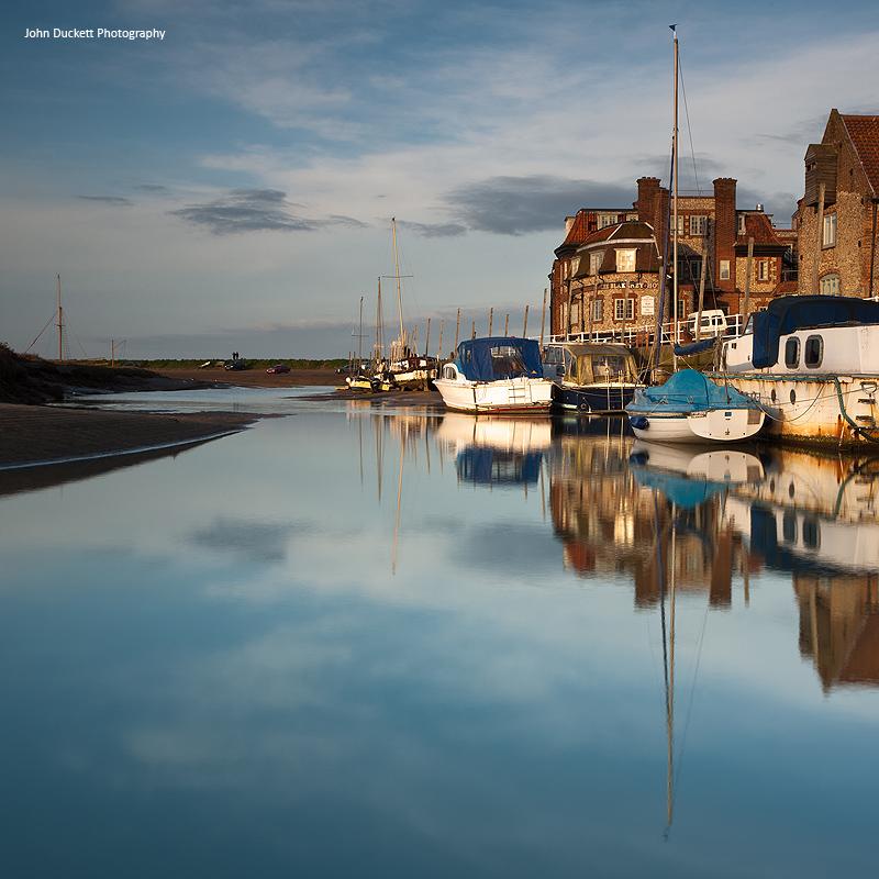 North Norfolk Coast photography of Blakeney