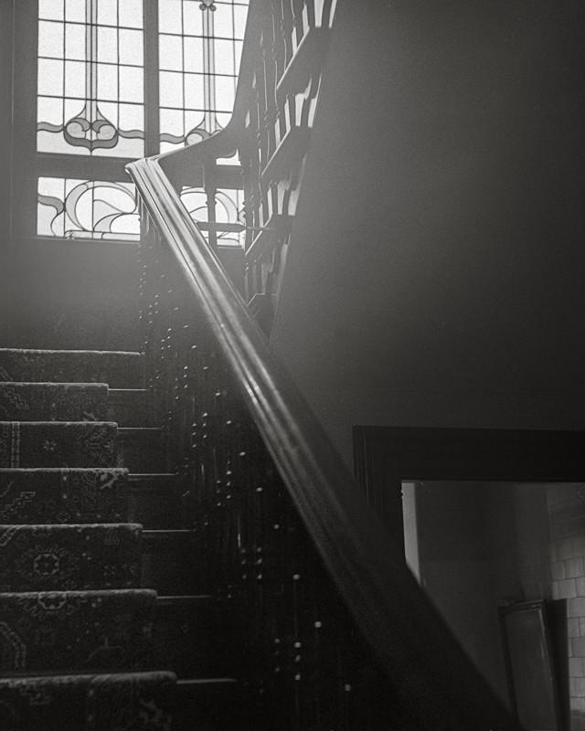 Victorian Staircase - Architecture