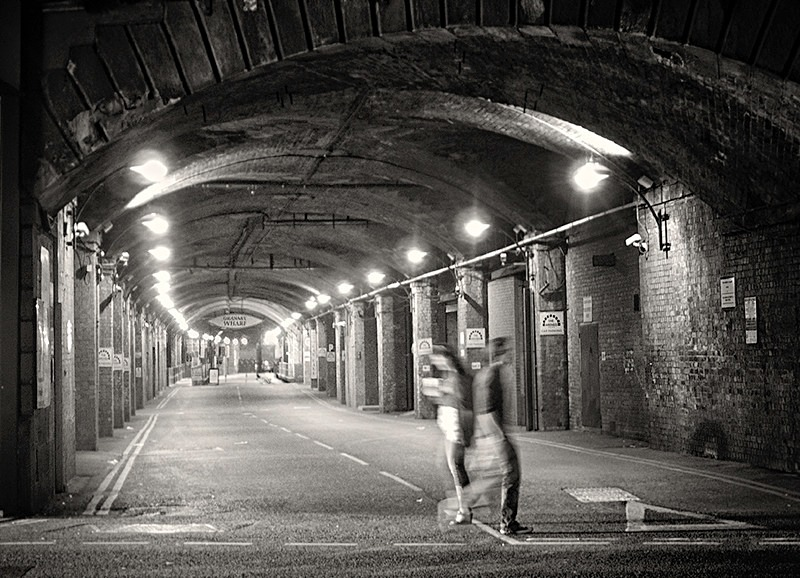 leeds Arches Photo