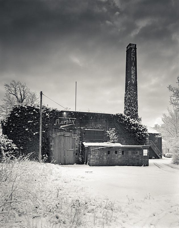 Murphy Machinery Mill, Otley - Architecture