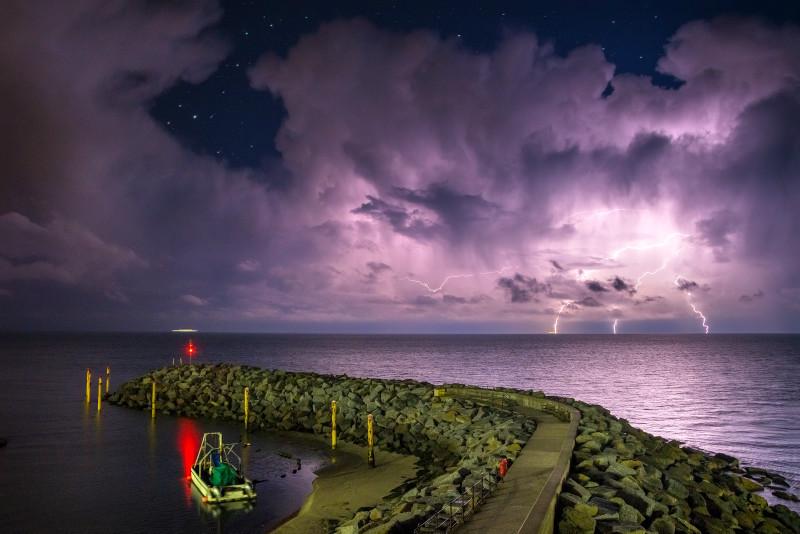 z3112 Channel Storm, Ventnor Marina - Latest Photos