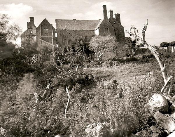 SKER HOUSE, Pyle, West Glamorgan 1997 (now restored) - GLAMORGAN
