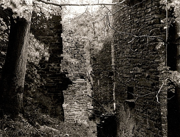 THE HERMITAGE, Grwyne Valley, nr Abergavenny, Brecknockshire 2004