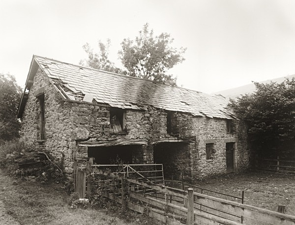 BARN AT TY'N GELLI,Ceredigion 2011 - CEREDIGION FARMHOUSES