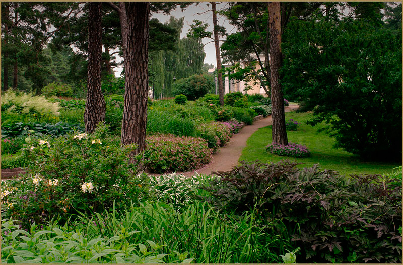 Kotka Isopuisto 2 - Parks and Gardens