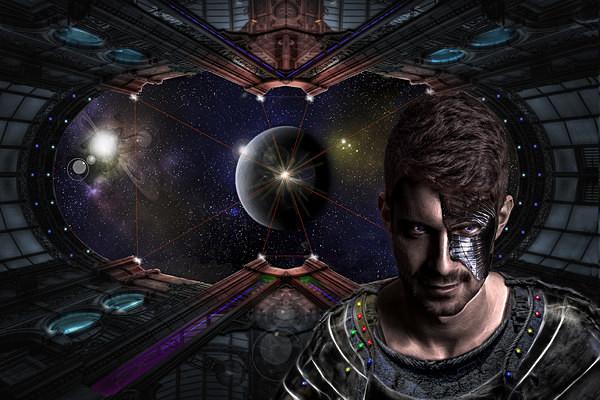In a Galaxy far far away - Creative photography and Digital Arts