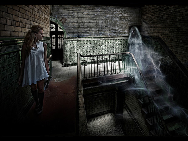 The Dark Staircase - Photographic Awards and Exhibition Acceptances