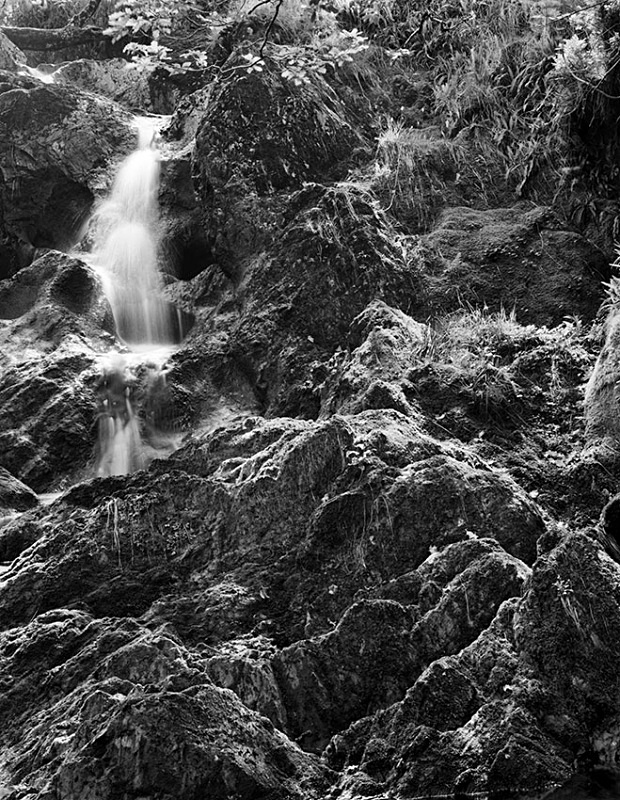 1226 - Erriff River Feeder Falls - Images from Ireland