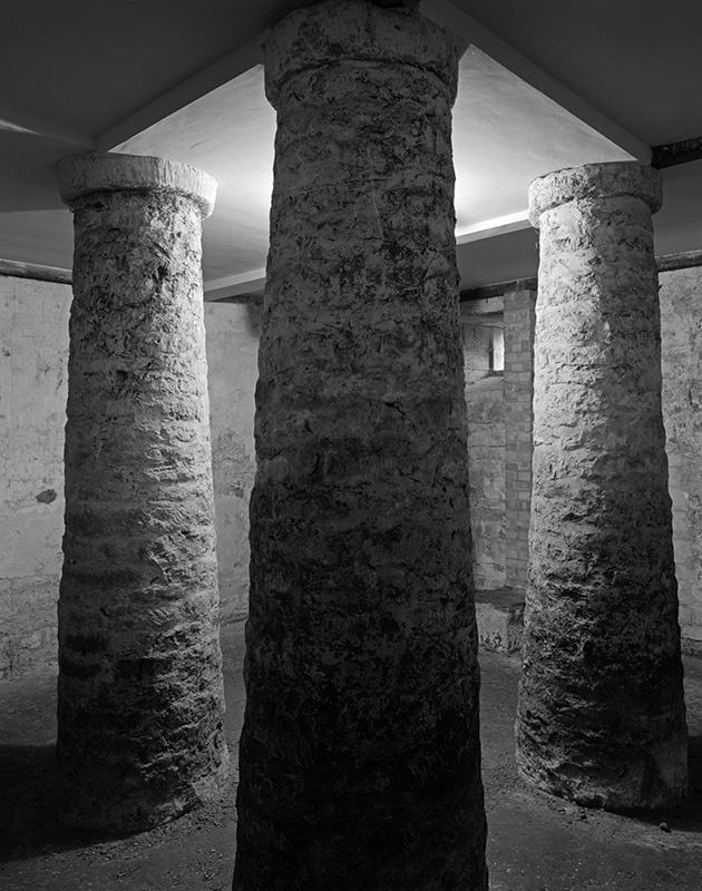 2429 - Chastleton House - Beer Cellar - Chastleton House - National Trust