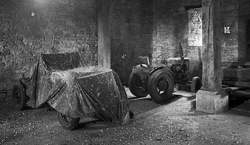 1849 - Morris 8 and Winget - Barns & Buildings