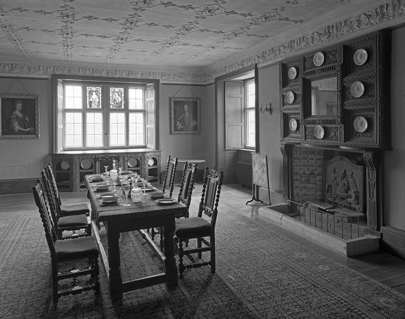 2324 - Chastleton House - Great Parlour - Chastleton House - National Trust