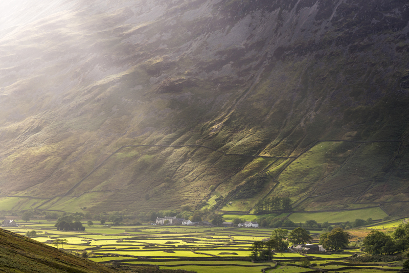 Wasdale Head. English Lake District - Lake District & Cumbria